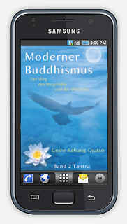 How do I download the Modern Buddhism eBook to my Android smartphone?