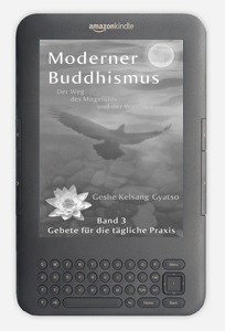 How do I download the Modern Buddhism eBook to my Kindle?